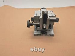 Lathe Tailstock with Adjustable Centre