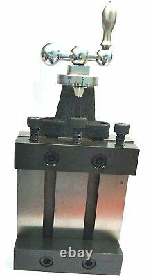 Lathe Vertical Milling Slide 4 x 5 Inches (100 x 125 mm)- (USA FULFILLED)