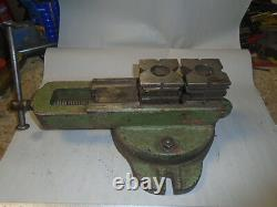 MACHINIST TOOL LATHE NICE Pafra German Machinist Vise for Set Up
