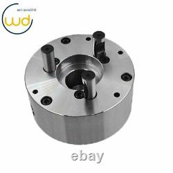 NEW 5C Collet Lathe Chuck With D1 3 Backplate Cam Lock 5 Outside Diameter