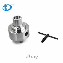 NEW High Quality 5C Collet Lathe Chuck With D1 3 Backplate Cam Lock USA