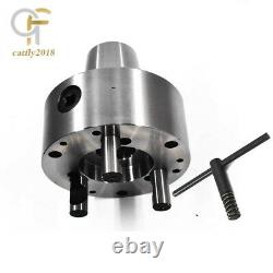 NEW High Quality 5C Collet Lathe Chuck With D1 4 Backplate Cam Lock USA