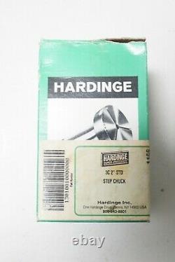 NOS Hardinge 3C 2 inch Emergency Pot Step Chuck Collet, Fits Levin lathe 3c