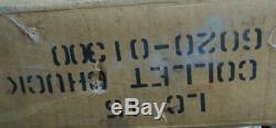 NOS Pratt Burnerd LC15 1-1/2 Cap MultiSize Lathe Lever Collet Chuck D1-6