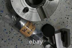 New Kitagawa lathe chuck BB 08 (BB-208), 8 3 jaw power chuck, (Samchully MH-08)