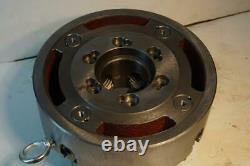 New Rapidhold 10 4-Jaw Independent Semi-Steel Lathe Chuck D1-5 Mount 2pc jaws