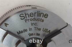 New Sherline USA Made Precision 2.5 3-Jaw Chuck M12 x 1 For Unimat SL DB Lathe