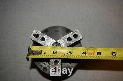 Northfield Precision Instrument Pneumatic 3 Jaw Lathe Air Chuck 4
