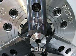 Nub Tools CNC Lathe Collet Chuck 5C spindle nose alternative