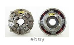 Poland 12 4 Jaw Chuck A2-8 Spindle Mount Manual Lathe Independent