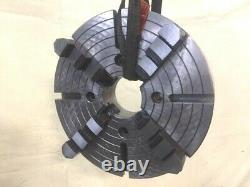 Poland 16 4 Jaw A2-8 Spindle Mount Manual Lathe Independent Chuck