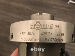 ROHM KZF Power Collet Chuck CNC Lathe, EMCO Maxxturn, 332