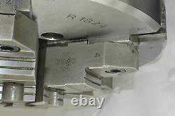 Rohm 12.5 6 jaw Self Centering adjustable lathe chuck 163774 ZSU HI-TRU $6580