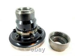 Royal Pullback CNC Lathe 16C Collet Chuck 1 5/8 Capacity Spindle A2-6 42069