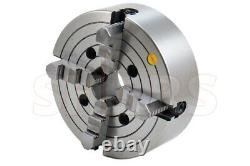 SHARS 20 4 Jaw Independent Lathe Chuck with Certification TIR NEW