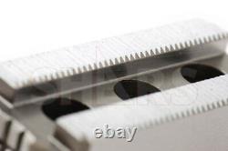 SHARS 6 HARD JAWS for Kitagawa B-206 1.5mm x60 CNC Lathe Chuck Steel 3pc Set A