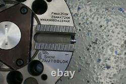 SMW AUTOBLOK AN-D 165, 6.5 lathe chuck, 3 jaw power chuck