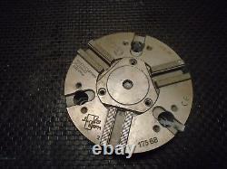 SMW Autoblok 175BB CNC Lathe Hydraulic Chuck 7 Dia x 2 3/16 id NEW