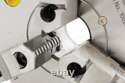 Shars FS63 6-1/4 3 Jaw Forged Steel Self Centering Scroll Lathe Chuck FS 63 R