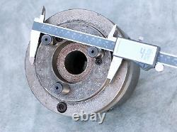 Skinner Chuck Co. 4 Jaw Chuck South Bend Lathe WKS 4206-52 scroll chuck