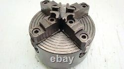 Southbend 6 Inch 4 Jaw Lathe Chuck For Heavy 10 D1-3 Camlock 10 Monarch