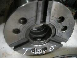 T25 Kitagawa B 210 10 3 Jaw Power Lathe Chuck with A2-8 adapter A2 8