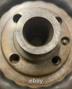 USED HARDINGE-SJOGREN 5C SPEED COLLET CHUCK LATHE SPINDLE TAPER NOSE with A2-5