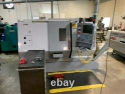 Used Haas SL-20 CNC Turning Center Lathe Tailstock Collet Chuck Tool Setter 2000