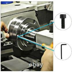 VEVOR 5C Collet Chuck Closer D1-4 Cam Lock Mount Lathe Use Adapter 6000 RPM