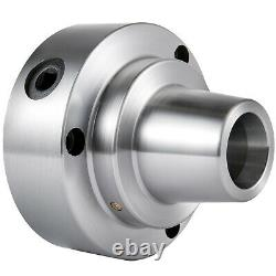 VEVOR 5C Collet Lathe Chuck Closer with Semi-Finished Adp. 1-3/4x3 Cam Locks