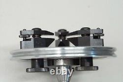 Vector 8mm collet watchmaker lathe faceplate