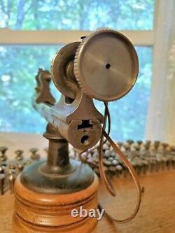 Vintage Watchmakers Lathe 106 Collets 48 Step Chucks Watch/Jewelry Repair Tool
