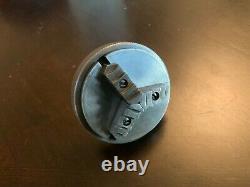 Watchmaker 3 jaw chuck 8mm ww for boley lathe