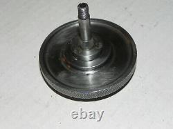 Wolf Jahn  lathe 6 jaw chuck with 8mm collet