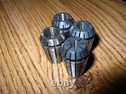 Woodturning Collet Chuck 1 8TPI thread 1/4 3/8 7/16 1/2 Wood Lathe Tool