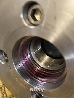 Zagar Lever 5C Collet Chuck 1-1/2-8 tpi Metal Lathe Southbend Atlas Craftsman
